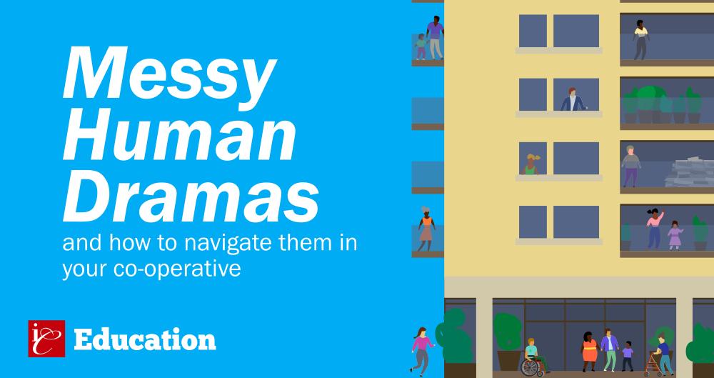 Messy Human Dramas
